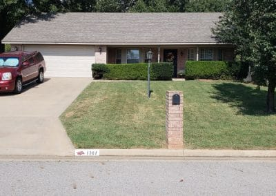 Lawn Care Service Fort Smith