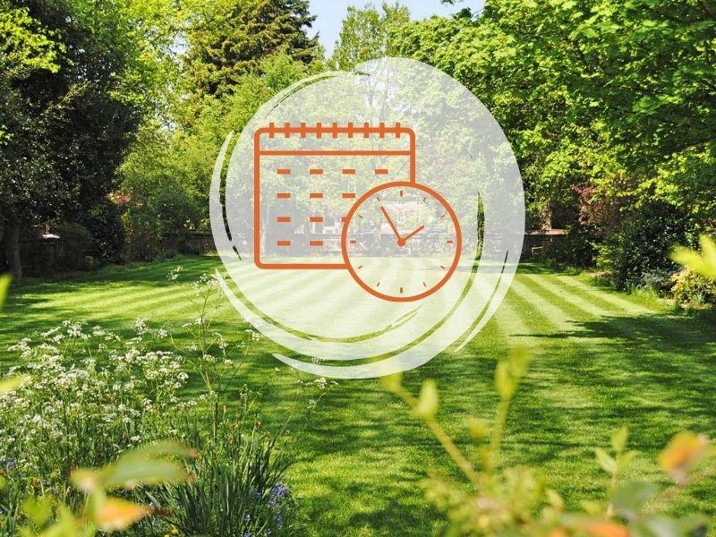 Lawn and Landscape Calendar
